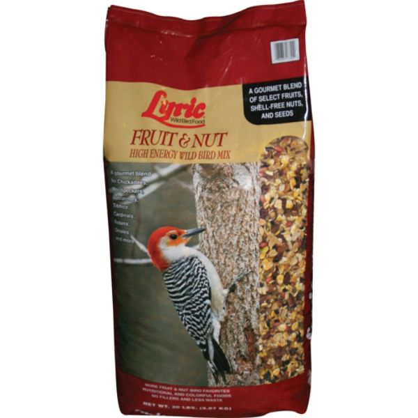 Lyric Fruit and Nut Bird Mix