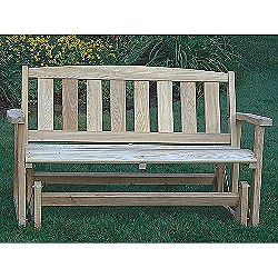 Outdoor Benches Amp Gliders By Martha Stewart From Kmart