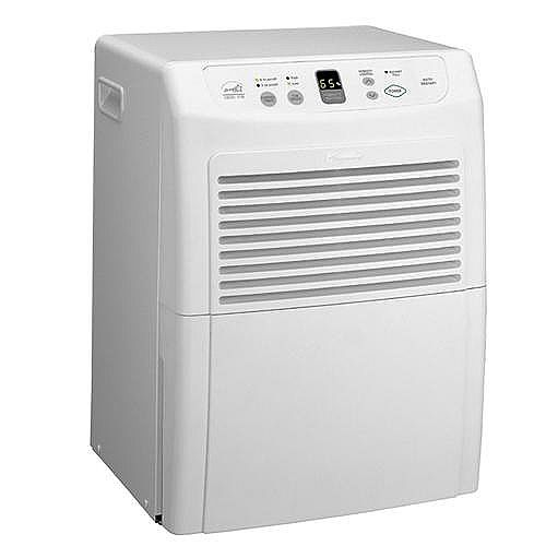 LG Dehumidifier 50 Pint w/Electronic Touch Controls